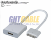 Adaptador cable hdmi para iphone 4/4s - Foto 1