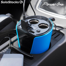Adaptador de Carga para Coche Power One