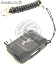 Adaptador de conector iPhone iPod y iPad a MicroUSB (OD21)