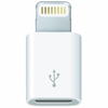 Adaptador de conector original de apple lightning a micro usb