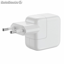 Adaptador de corriente usb apple para ipad 12w md836zm/a en