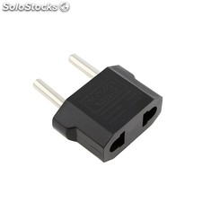 Adaptador de enchufe usa/eu a ue