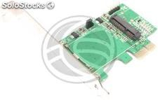 Adaptador Mini PCIe a pci-Express (CQ01)