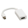 Adaptador nanocable 10.16.0102-w - mini displayport macho a hdmi hembra - 15CM -