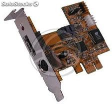 Adaptador pci-Express a SATA2 raid flex-atx (1 int + 1 ext) (DT14)