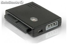 Adaptador usb para hd ide y sata con boton back up ll-ad-usb-ide-sata2