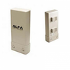 Adaptador usb wifi alfa network ubdo-uv-t - externo - chipset
