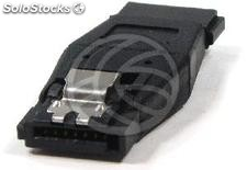 Adapter Female to sata 7P-7P-Female-Latch (DN42)