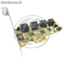 Adapter pci-Express to sata (8 int) SIL3132 (DT09)