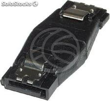 Adapter sata 7P-7P Female-to-Female Latch-Latch (DN41)