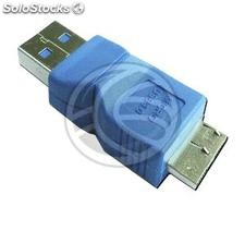 Adapter usb 3.0 (Micro usb a Male to b Male) (UY11)