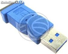 Adapter usb 3.0 (Micro usb ab a Male to Female) (UY21)