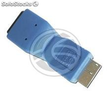 Adapter usb 3.0 (Micro usb b Female to b Male) (UY14)