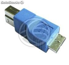 Adapter usb 3.0 (Micro usb b Male to b Male) (UY13)