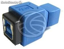 Adapter usb 3.0 to usb 2.0 (Micro usb a b Female to Male) (UY95)