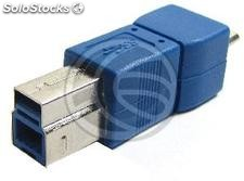 Adapter usb 3.0 to usb 2.0 (Micro usb a Male to b Male) (UY92)