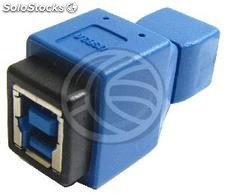 Adapter usb 3.0 to usb 2.0 (Micro usb ab b Female to Female) (UY96)