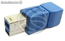 Adapter usb 3.0 to usb 2.0 (Micro usb ab b Male to Female) (UY93)