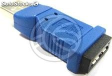 Adapter usb 3.0 to usb 2.0 (Micro usb ab Female to a Male) (UY41)