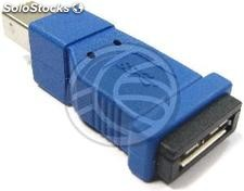 Adapter usb 3.0 to usb 2.0 (Micro usb ab Female to b Male) (UY43)