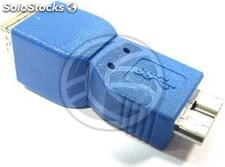 Adapter usb 3.0 to usb 2.0 (Micro usb b Male to b Female) (UY34)