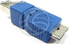 Adapter usb 3.0 to usb 2.0 (Micro usb b Male to b Male) (UY33)