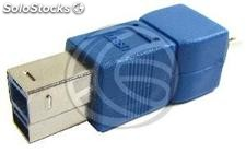 Adapter usb 3.0 to usb 2.0 (Micro usb b Male to b Male) (UY91)