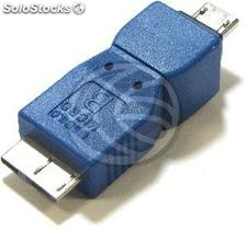 Adapter usb 3.0 to usb 2.0 (Micro usb MicroUSB a Male to b Male) (UY66)