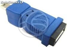 Adapter usb 3.0 to usb 2.0 (Micro usb to mini usb b Female ab Male) (UY61)