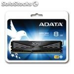 Adata 8GB xpg V1.0, DDR3, pc/server, 240-pin dimm, oro, 1 x 8 GB, heatsink