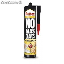 Adhesivo Montaje 370 Gr No Mass Clavos Cart Pattex