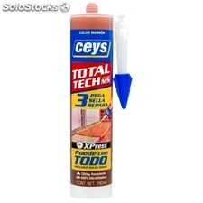 Adhesivo Sellador 290 Ml Marr Total Tech Xpress Ceys