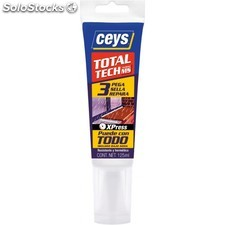 Adhesivo Sellador Polim 125 Ml Bl Total Tech Xpress Ceys