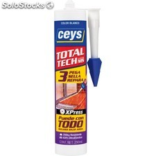 Adhesivo Sellador Polim 290 Ml Bl Total Tech Xpress Ceys