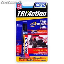 Adhesivo Sellador Tri-Action 20 Gr Total Tech Xpress Ceys