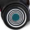 Adhesivos Roller Wheel Sticker Circle