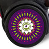 Adhesivos Roller Wheel Sticker Mandala