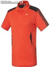 Adidas 365 Climacool Polo shirt orange