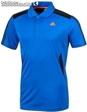 Adidas 365 Climacool Polo shirt royal blue x19482