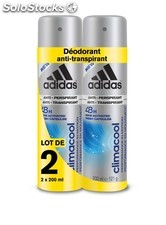 Adidas ato climacool 2X200ML