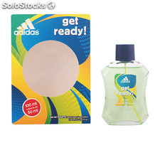 Adidas GET READY edt vaporizador 100 ml