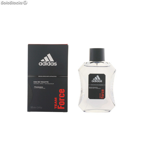 adidas team force edt vaporisateur 100 ml. Black Bedroom Furniture Sets. Home Design Ideas