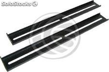 "Adjustable back side guides 500mm up to 930mm for rack 19"" (RB11-0002)"