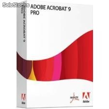 Adobe Acrobat Professional v9 pc