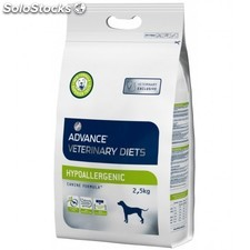 Advance veterinary diets hypoallergenic canine 2,5 kg