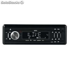 Aeg Autorradio CD/usb/cr/MP3/bt AR4021