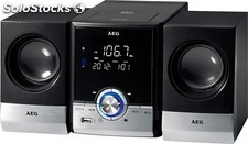 Aeg Minicadena CD/MP3/usb/Bluetooth