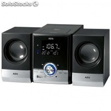 Aeg Minicadena CD/MP3/usb/bt MC4461 Negro oferta