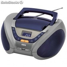 Aeg Radio CD-MP3 SR4358