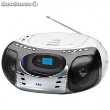 Aeg Radio CD-MP3-usb SR4356 bt